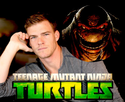 Alan Ritchson as Raphael in TMNT
