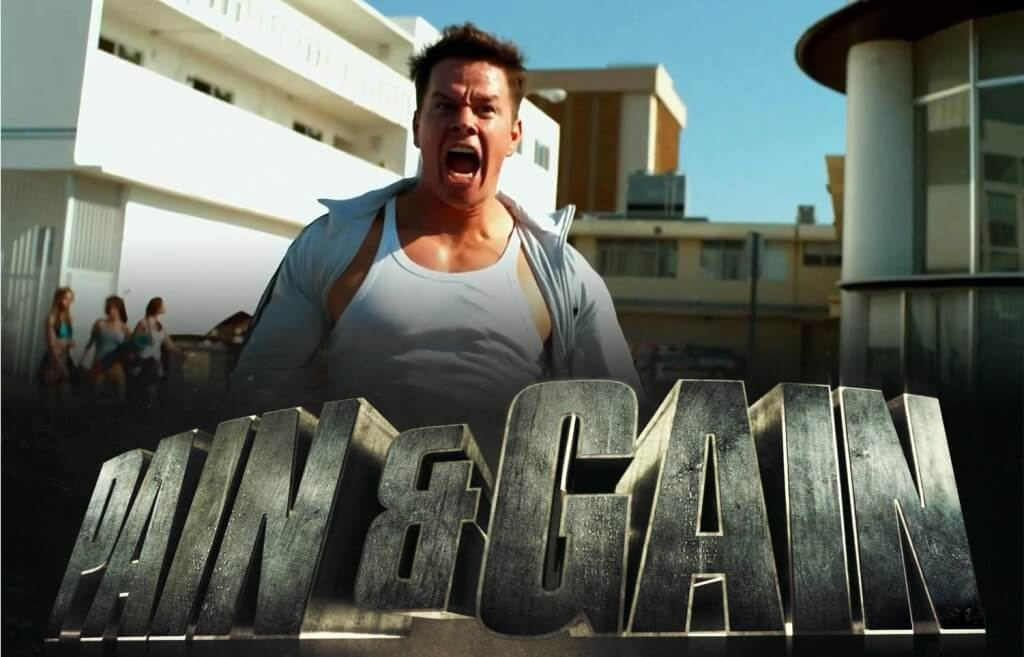 Pain and Gain header image