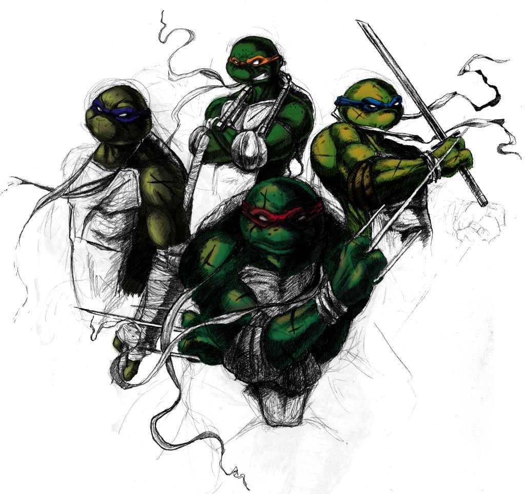 Ninja Turtles Archives Midroad Movie Review