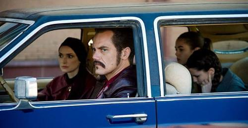 Michael Shannon in The Iceman