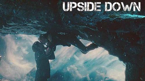 Upside Down movie review header image
