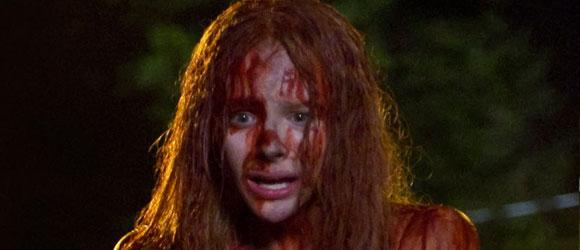 Carrie starring Chloe Grace Moretz