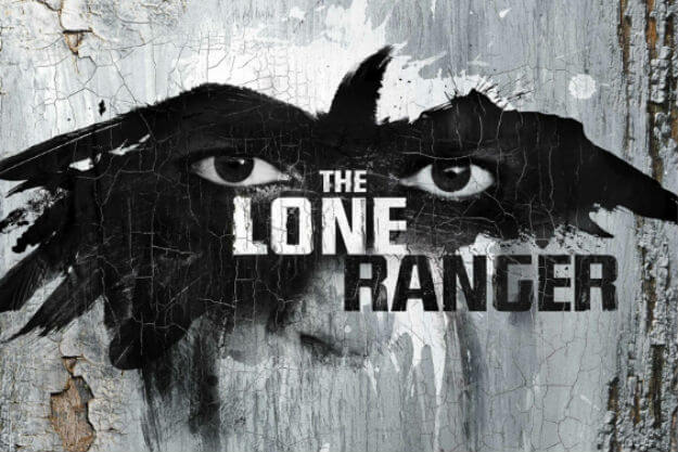 header image for The Lone Ranger