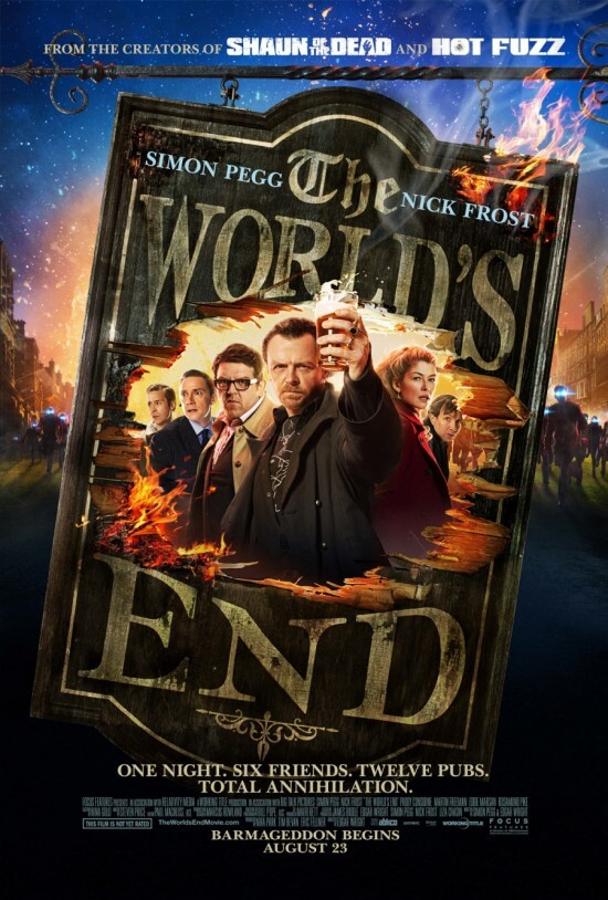 the worlds end poster 2