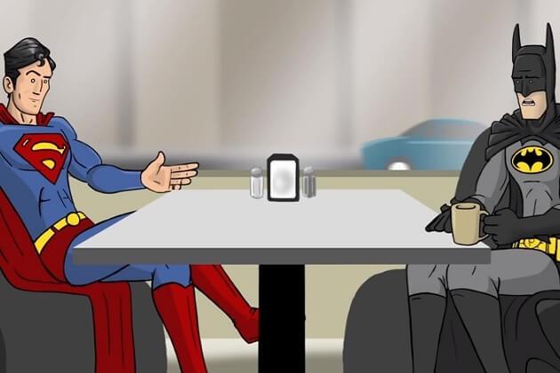 how it should have ended super cafe versus