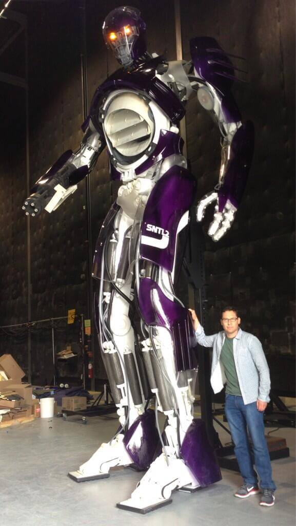 x-men days of future past full size sentinel