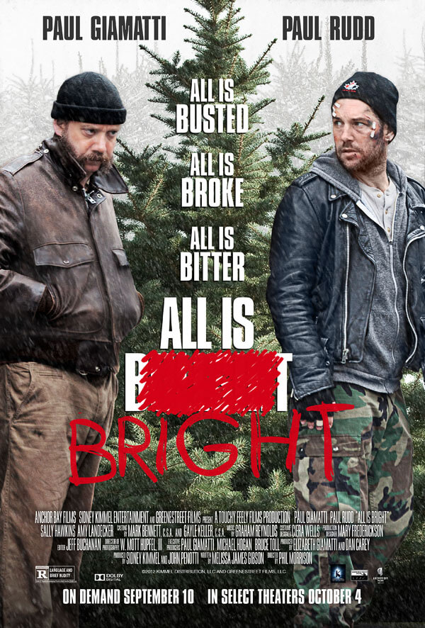 All Is Bright poster