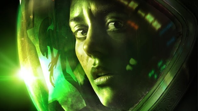 alien isolation video game trailer header image
