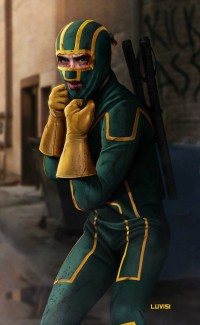 luvisi kick-ass