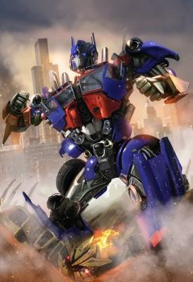 luvisi optimus prime