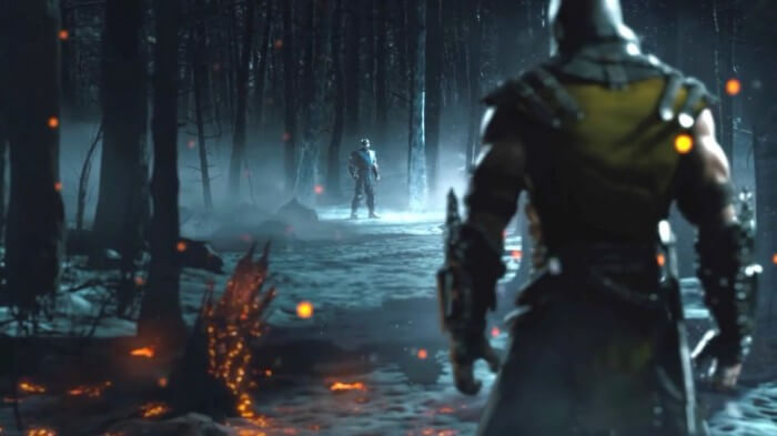 mortal kombat x trailer header image