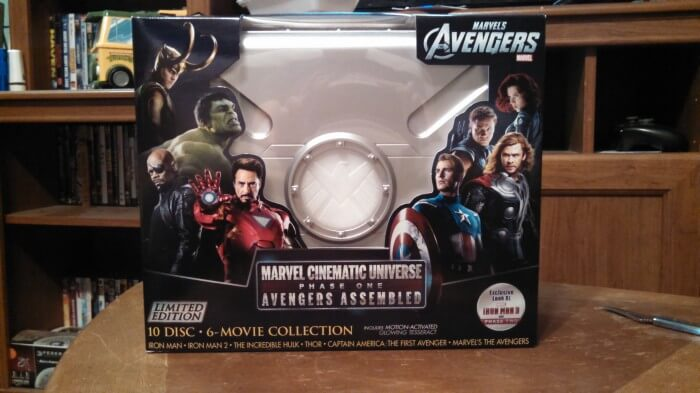 unboxing marvel cinematic universe phase one avengers assemble header