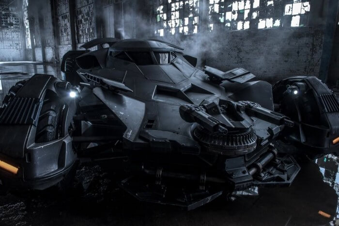 batman vs super batmobile