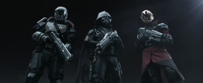 destiny live-action trailer header