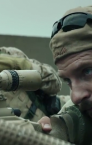 AMERICAN SNIPER trailer weighs war-time decisions with Bradley Cooper
