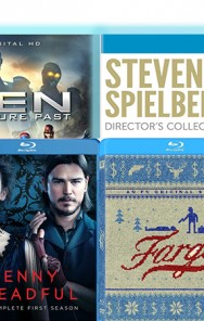 DVD & BLU-RAY: October 14, 2014 new releases
