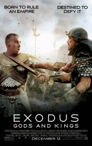 GEEK OUT! A trio of new EXODUS: GODS AND KINGS posters surface