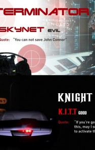 FUN STUFF: Infographic takes a look at fictional computers both good and evil