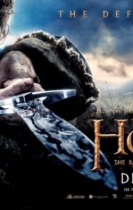 GEEK OUT! Posters and banners galore for THE HOBBIT: THE BATTLE OF THE FIVE ARMIES