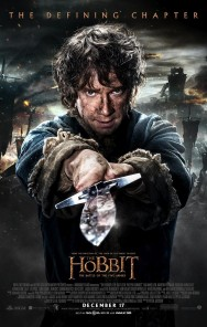 GEEK OUT! New Bilbo character poster from THE HOBBIT: THE BATTLE OF THE FIVE ARMIES