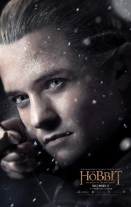 GEEK OUT! Legolas and Thranduil posters for THE HOBBIT: THE BATTLE OF THE FIVE ARMIES