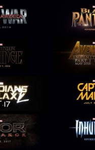 GEEK OUT! Marvel's Phase 3 announced through May 2019