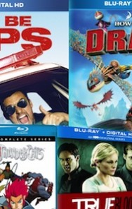 DVD & BLU-RAY: November 11, 2014 new releases and fun format firsts
