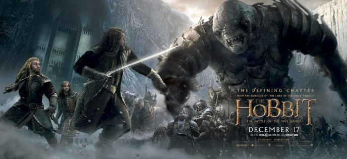hobbit battle of five armies troll banner