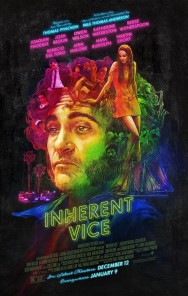 GEEK OUT! Colorful new INHERENT VICE poster