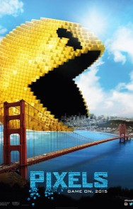 GEEK OUT! First four posters for PIXELS
