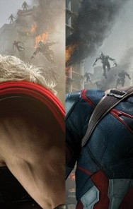GEEK OUT! Series of AVENGERS: AGE OF ULTRON character posters that have been trickling out
