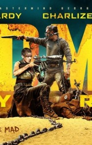 GEEK OUT! Three new posters for MAD MAX: FURY ROAD flaunt the film's style