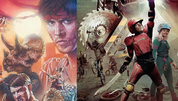 Movies Like Kung Fury And Turbo Kid