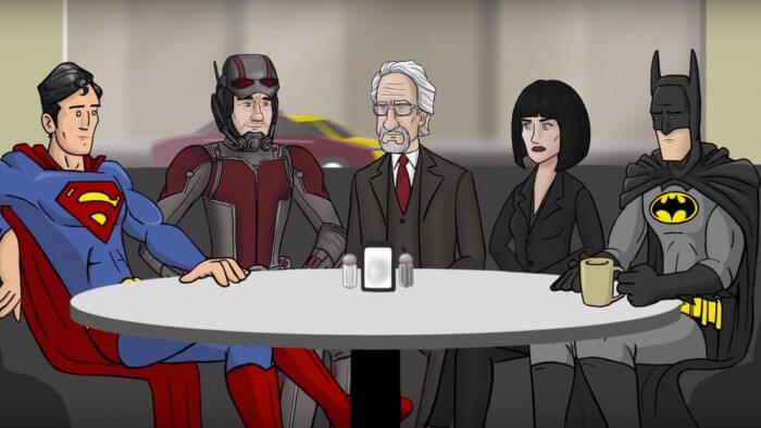 how it should have ended ant-man
