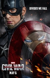CAPTAIN AMERICA: CIVIL WAR teases two more posters for the upcoming Marvel movie