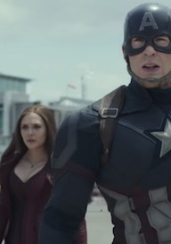 CAPTAIN AMERICA: CIVIL WAR trailer debuts and it's all about friendship
