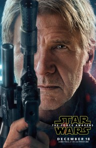 STAR WARS: EPISODE VII - THE FORCE AWAKENS character posters recently made the rounds