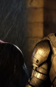 BATMAN V SUPERMAN: DAWN OF JUSTICE trailer introduces Wonder Woman & Doomsday