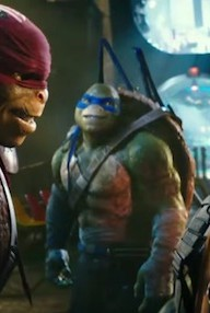 TEENAGE MUTANT NINJA TURTLES 2 trailer introduces Casey Jones, Bebop, and Rocksteady
