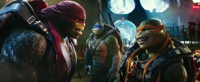 teenage mutant ninja turtles 2 movie trailer
