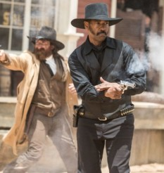 THE MAGNIFICENT SEVEN trailer teases a shoot-em-up western remake from Antoine Fuqua