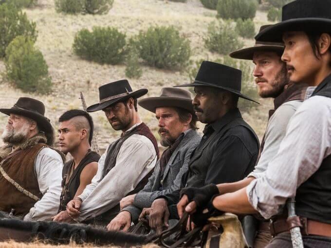 magnificent seven movie trailer 2016