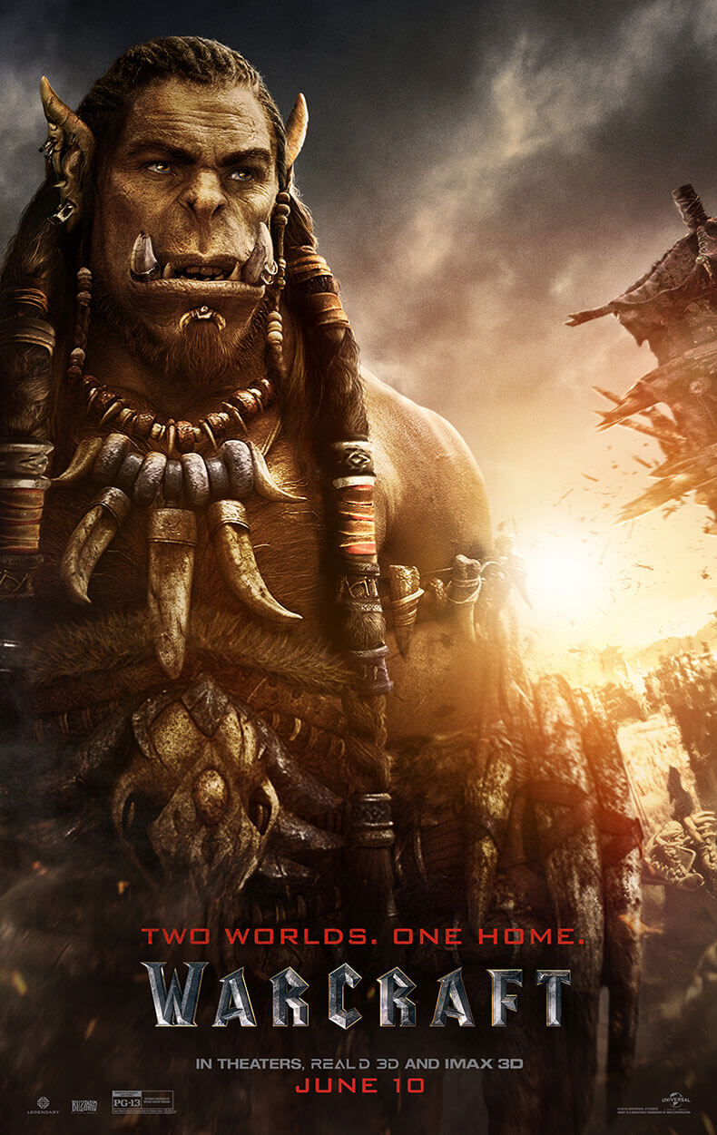 Warcraft Character Posters Put Most Of The Main Cast On Display