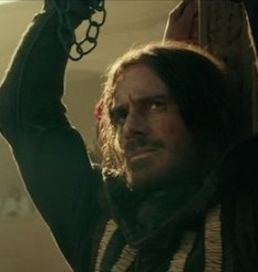 ASSASSIN'S CREED trailer shows us past and present Michael Fassbender kicking ass