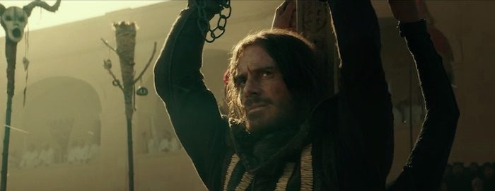 ASSASSIN'S CREED trailer shows us past and present Michael ...