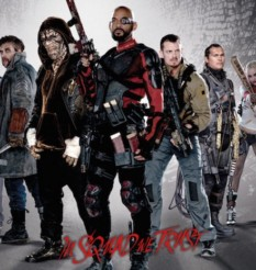 New SUICIDE SQUAD posters keep teasing the ensemble