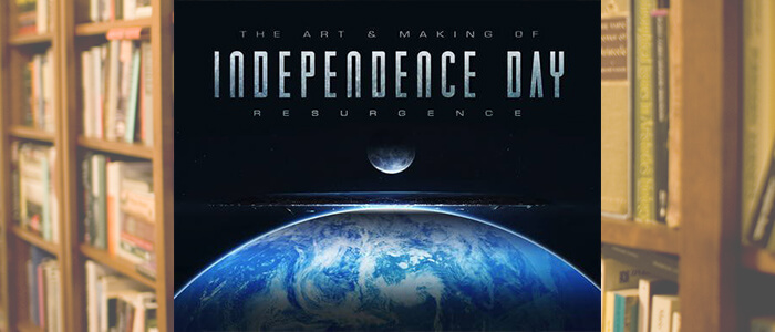 (Books) Titan Books' THE ART & MAKING OF INDEPENDENCE DAY: RESURGENCE
