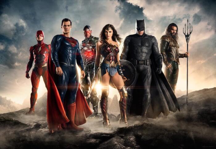 justice league 2016 comic-con movie image