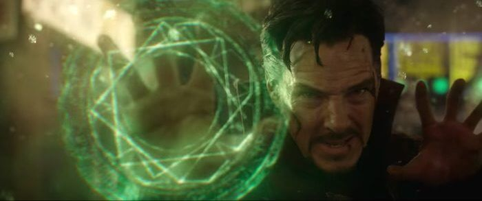 Marvel's DOCTOR STRANGE trailer number two comes out of ...
