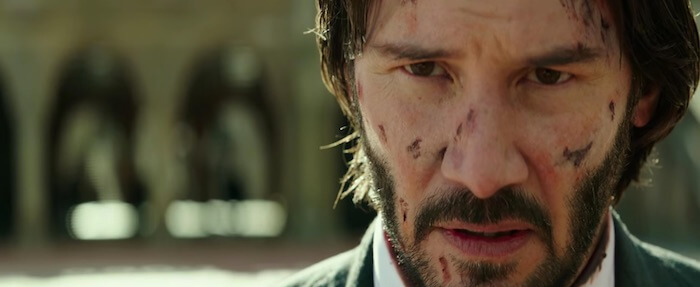 John Wick Chapter 2 Trailer Teases The Return Of Keanu Reeves